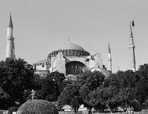 東과 西의 접점 이스탄불