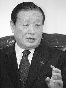 열린우리당 김원기 상임공동의장