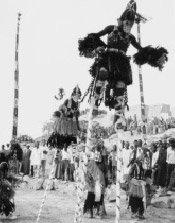 아프리카 말리의 젠네·도곤 마을을 가다