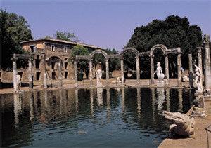 로마 황제 별궁 '빌라 하드리아누스'
