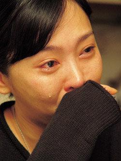 '위안부 누드'파문 이승연 눈물의 고백