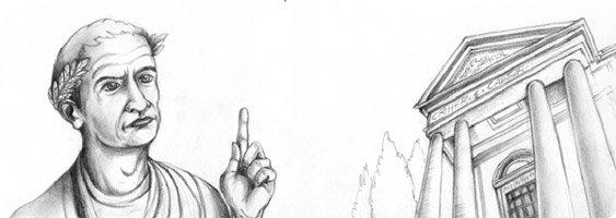 코린트의 콧대와 로마의 침략