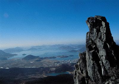 여유로워 역동적인 바닷마을 거제도·통영