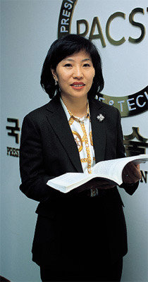 대통령 정보과학기술보좌관  박기영
