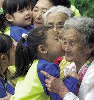 자손 번성시키는 할머니의 힘