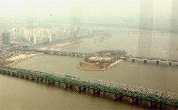 중국發 대기오염물질에 신음하는 한반도
