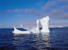 氷平線 끝 우윳빛 얼음나라의 겨울맞이