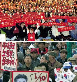 당파와 파벌로 찢긴 대한민국은 미쳤다