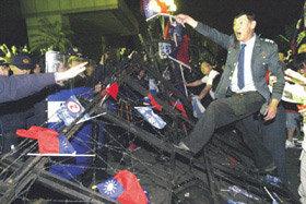 잡음 많은 대만 총통선거 그후