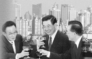 '장쩌민-주룽지' 경제라인 숙청 시작됐다