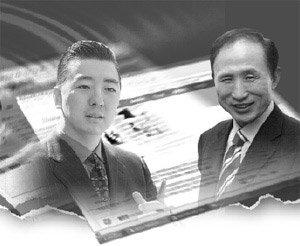 이명박 서울시장 미 LA에서 100억대 소송 낸 사이버금융 미스터리