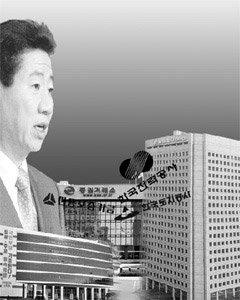 노무현 정부 104개 공기업 임원 450명 인사파일