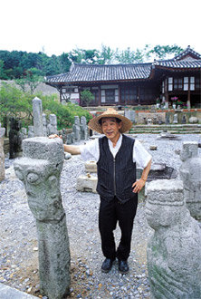 시공 뛰어넘은 옛사람과의 만남|김정옥