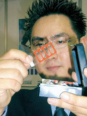 DNA칩, 질병 없는 세상 만드나