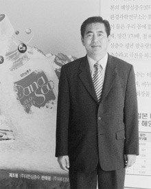 미네랄 음료 '다나수' 개발한 (주)대한심층수 이봉상 회장