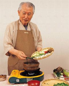 김성수 성공회대 총장 순무 된장찌개와 장떡