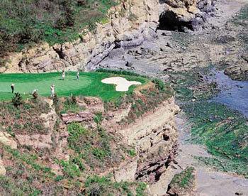 다시 가보고 싶은 세계의 진귀한 골프코스 9선