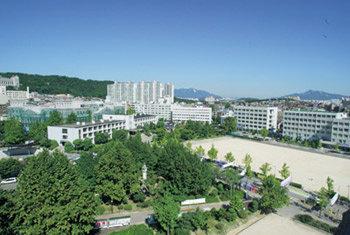 외국어 교육 '메카' 한국외국어대학교