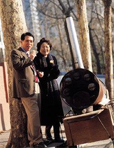 한나라당 김형오 의원의 탕평채와 톳나물 무침