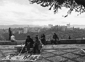 태양과 정열의 땅 스페인 안달루시아