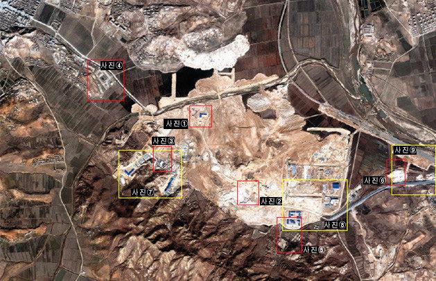 개성공단 일대 군사시설 전격 철거