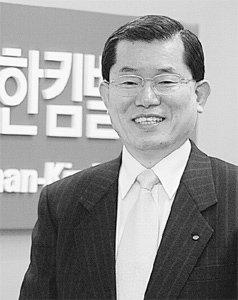 """'환경경영' 개척자 문국현 유한킴벌리 사장 """"2500만 그루 나무 심고  폐지 사들여 제품 생산"""""""
