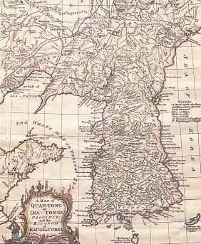 '만주는 우리 땅' 입증하는 서양 古지도