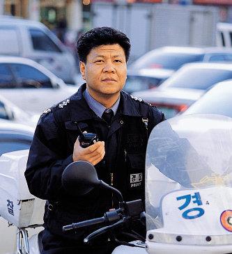 '영아 납치·친모 살해사건'  실마리 푼 경찰관 최운성