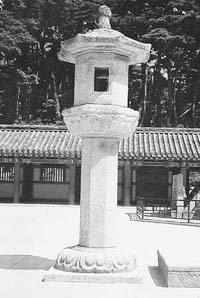 후삼국시대에 활짝 핀 石燈예술