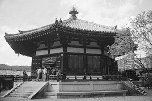 백제혼 깃든 아스카 건축의 백미 호류지(法隆寺)