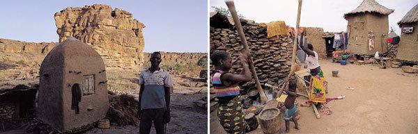 이슬람과 기독교문화침투에서 살아남은 참아프리카인