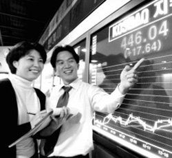 코스닥 기업인 삼키는 사채업자들