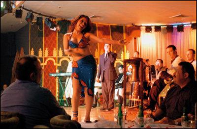 카이로의 유혹, 벨리댄스