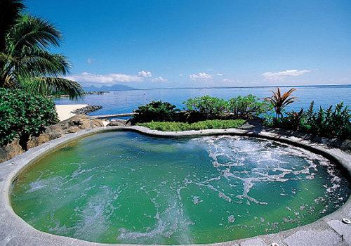 고갱의 강렬한 원색이 꿈틀대는 섬 폴리네시아 타이티