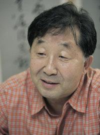 회고록 펴낸 김정남 전 청와대 교문수석