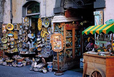 중세의 삶이 빚어내는 '아날로그 미학' 이탈리아 오르비에토