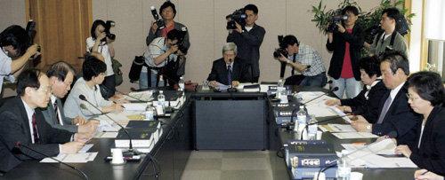 국가인권위 비밀 보고서·회의록