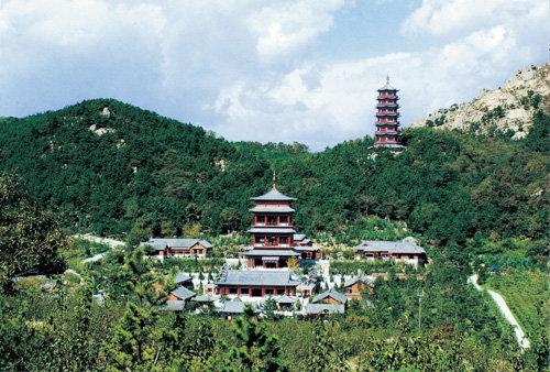 중국 산둥성 장보고 유적지