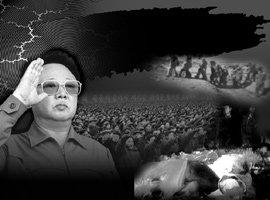 전 북한 핵심 관료가 육필로 쓴 '김정일 권력장악 비화'