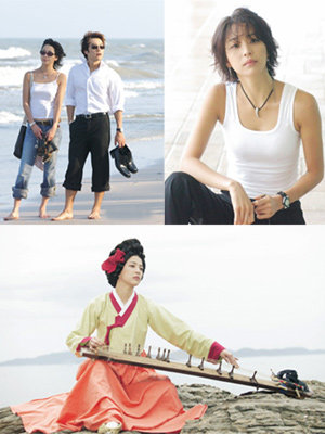 섹시 스타에서 '진짜 배우'로 한고은 VS 도회적 이미지 속에 감춰진 따뜻한 감성 김민