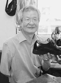 장애인 위해 세상에 단 하나뿐인 신발 만드는 사람, 남궁정부