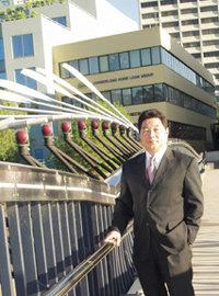 북한에 최초 합영회사 세운 천용수 코스트 그룹 회장