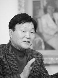 거물 화상(畵商) 되어 돌아온 청년 광부, 김희일 갤러리 아트뱅크 관장