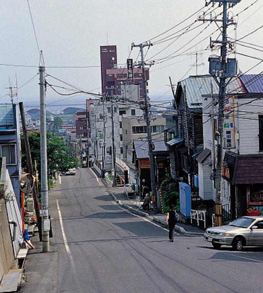 '러브레터'의 무대, 일본 오타루