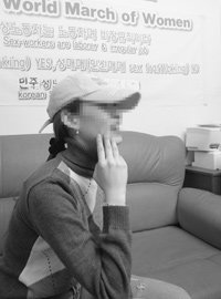 국내 첫 성노동자 법외노조 '민성노련' 이희영 위원장 인터뷰