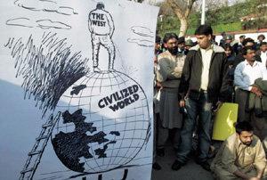 기독교-이슬람 대립 이후 떠오르는 '제3의 축'