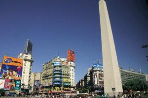 아르헨티나-디폴트 5년 만에 거뜬히 회복, 고급주택지역 겨냥하라