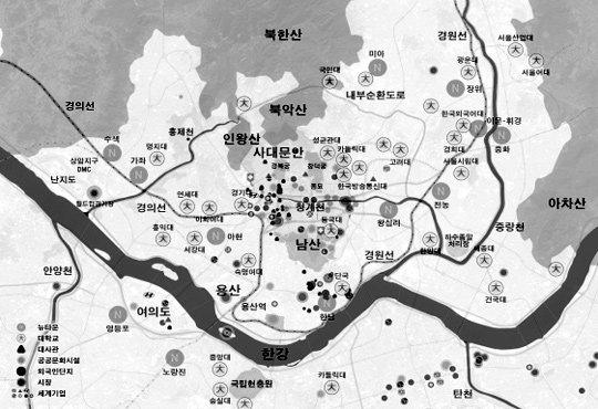 건축가 김석철 교수의 '21세기 서울' 8대 프로젝트 제안