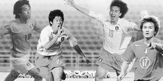 한국 축구 공격진의 세계 경쟁력