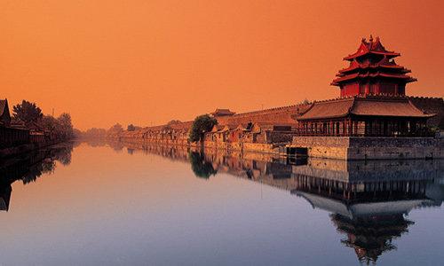 '마지막 황제'의 눈물 서린 베이징 자금성